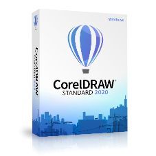 CorelDRAW Standard 2020 License
