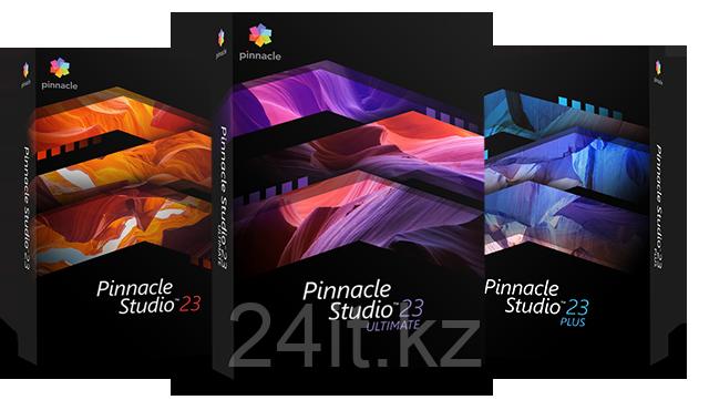 Pinnacle Studio 23 Plus. Электронный ключ