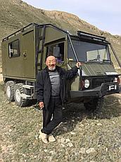 Плато Ассы и Тургеньское ущелье - однодневный джип-тур на вездеходе, фото 2