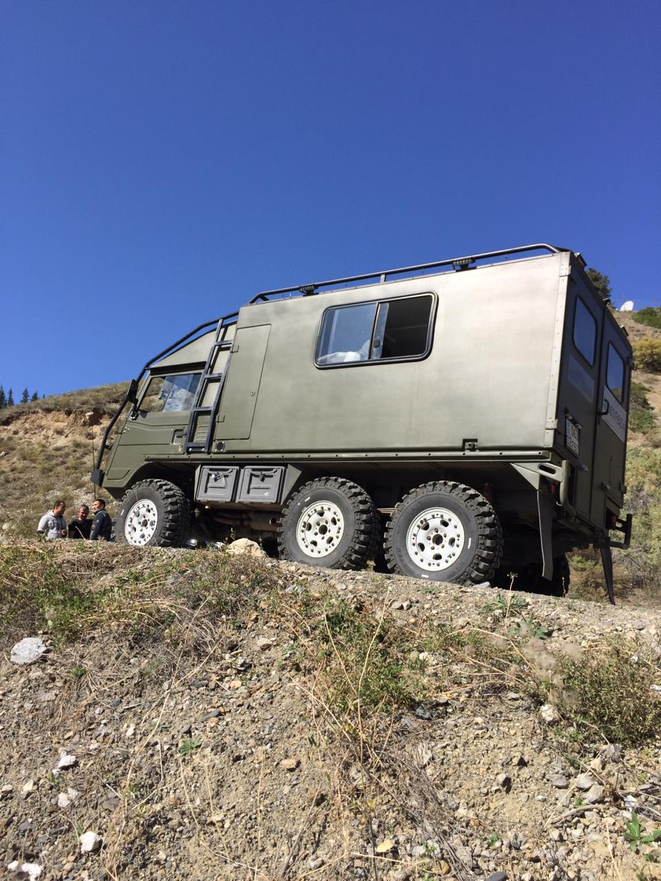 Плато Ассы и Тургеньское ущелье - однодневный джип-тур на вездеходе