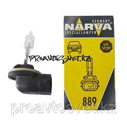Лампа автомобильная  NARVA H27 27W 889 STANDARD / 48045