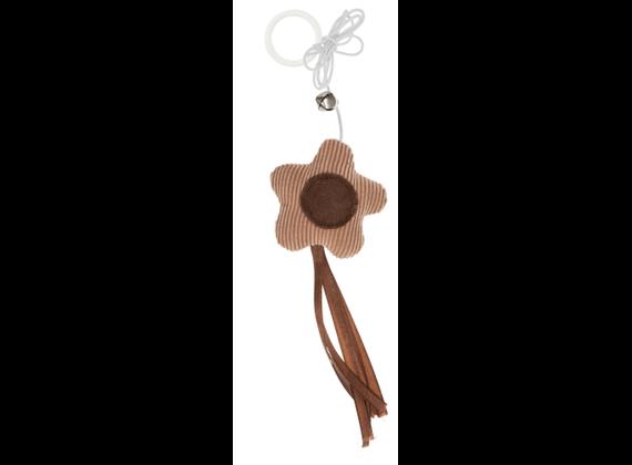 """Игрушка """"Цветок"""" на верёвке Trixie для кошек - 6x65 см"""
