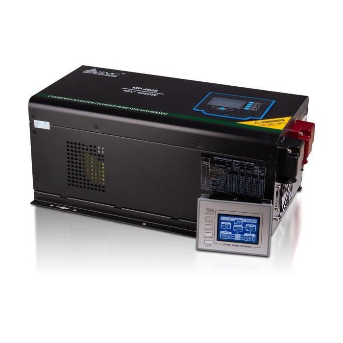 Инвертор SVC MP-4048 (Инвертор, SVC, MP-4048, Мощность  4000ВА/4000Вт, Рабочее напряжение: 160-265B, Вход