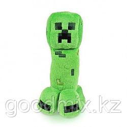 Мягкая игрушка Крипер Майнкрафт (Creeper Minecraft) 21 см