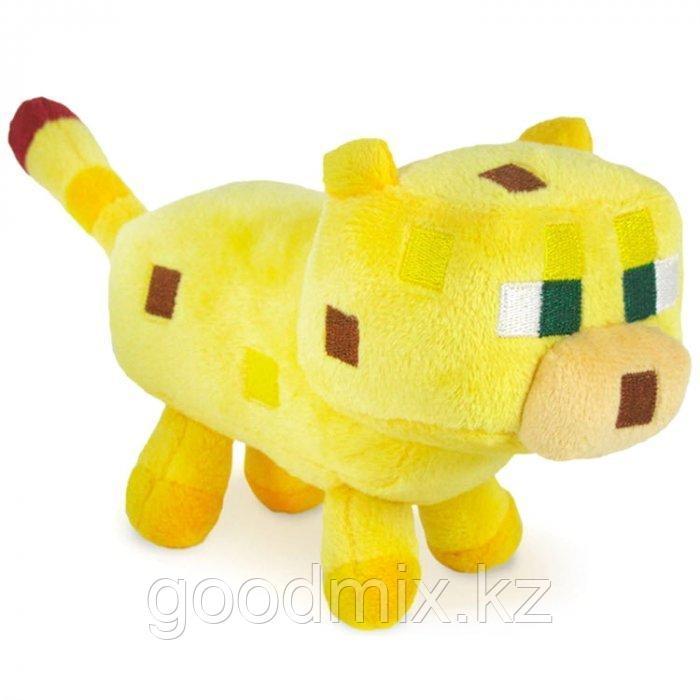 Мягкая игрушка Оцелот Майнкрафт (Minecraft) 18 см