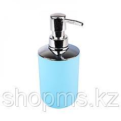 Дозатор для жидкого Муар голубой PP0328C-LD