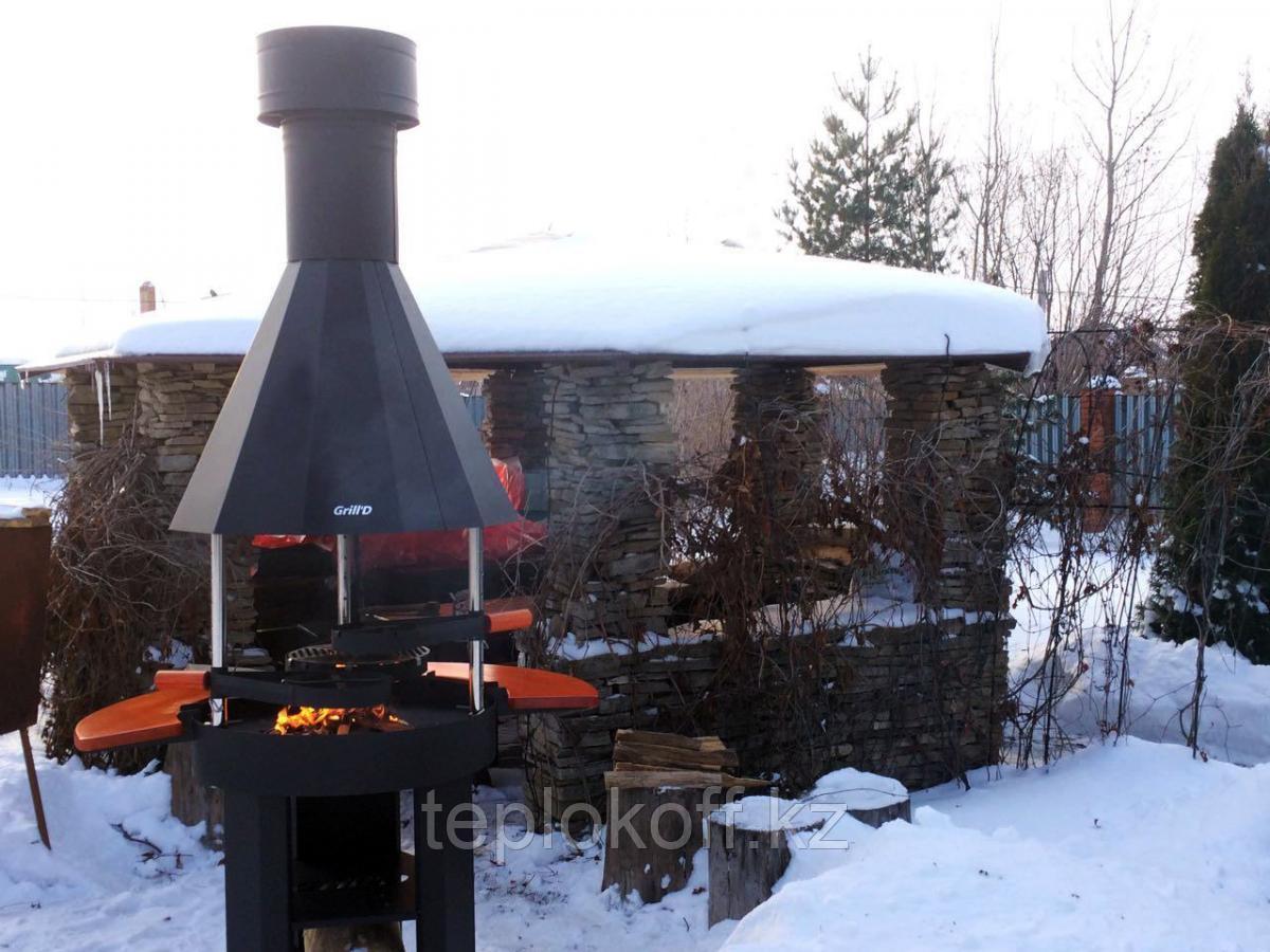 Гриль-Барбекю Grill-center 800 Grill'D