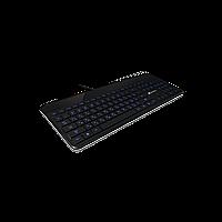 CNS-HKB5RU CANYON клавиатура, цвет - черный, проводная, LED подсветка, soft touch отделка, 104 клави