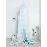 Балдахин для детской 'Крошка Я' 300х270 см, голубой