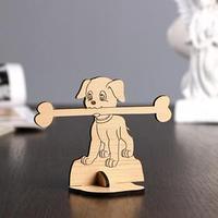 Органайзер под резинки и бижутерию 'Собака'