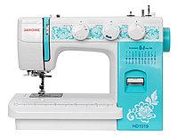 Электромеханическая швейная машина Janome HomeDecor 1019