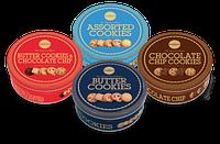 Печенье ассорти 454гр butter cookies (в ассортименте)