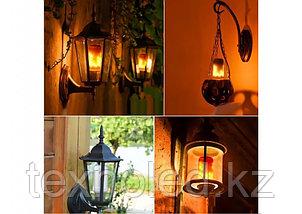 Светодиодная лампа имитация огня  E27/5W*1500K, фото 3