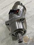 Гидромотор 210.12.00.00 аксиально-поршневой нерегулируемый, шлицевой вал, фото 3