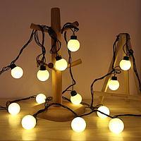 Светодиодные гирлянды для дома...