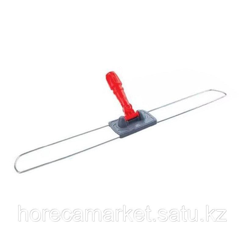 Швабра-держатель для влажной уборки 80см метал
