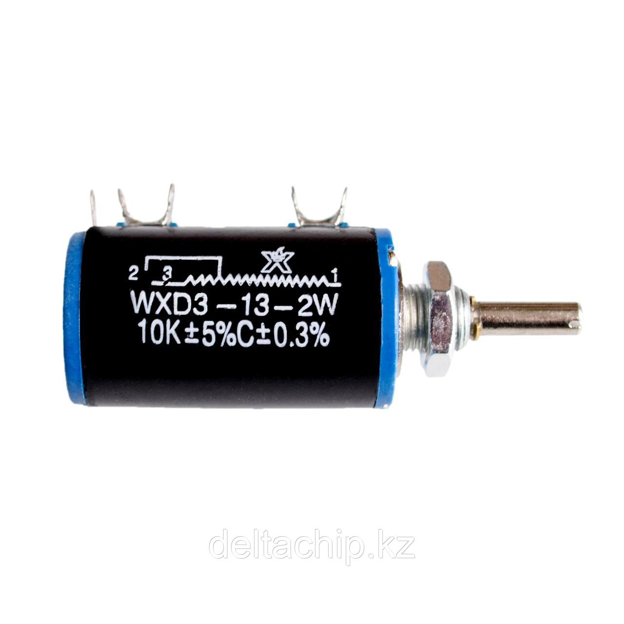 WXD3-13-10K резистор переменный