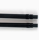 Регулируемая рамка для баннера/ткани, цвет - черный вертикальная, фото 4