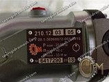 Гидронасос 210.12.03.05 аксиально-поршневой нерегулируемый, шлицевой вал правого вращения, фото 3
