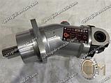 Гидронасос 210.12.03.05 аксиально-поршневой нерегулируемый, шлицевой вал правого вращения, фото 4