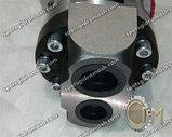 Гидронасос 210.12.04.00 аксиально-поршневой нерегулируемый, шлицевой вал левого вращения, фото 4
