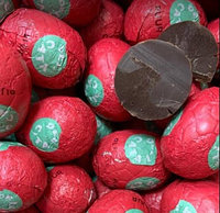 Шоколадные яйца (Розовые) 1кг