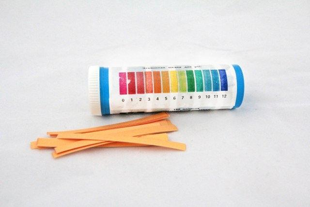 Лакмусовая бумага (индикаторная бумага), фото 2