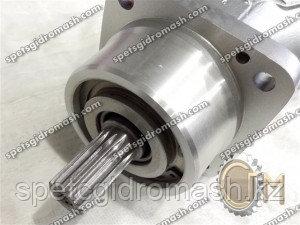 Гидронасос 210.12.04.03 аксиально-поршневой нерегулируемый, шлицевой вал левого вращения