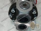 Гидронасос 210.12.04.03 аксиально-поршневой нерегулируемый, шлицевой вал левого вращения, фото 2