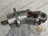 Гидронасос 210.12.04.03 аксиально-поршневой нерегулируемый, шлицевой вал левого вращения, фото 4