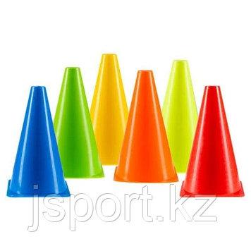 Фишки футбольные конусные 24см