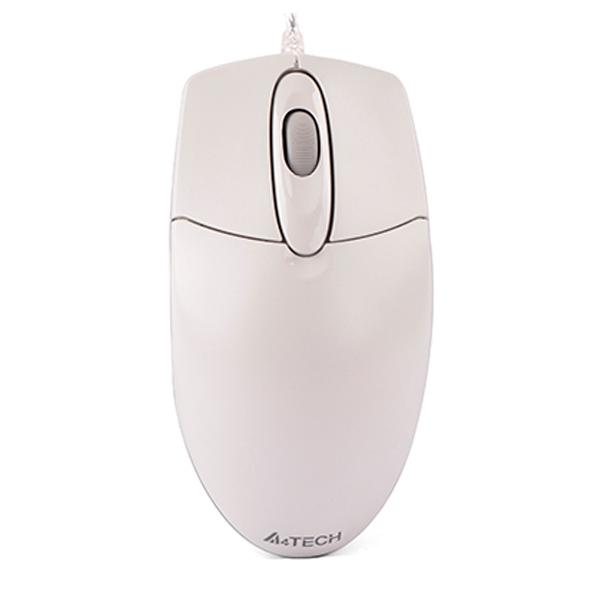 Мышь A4tech OP-720-1 WHITE