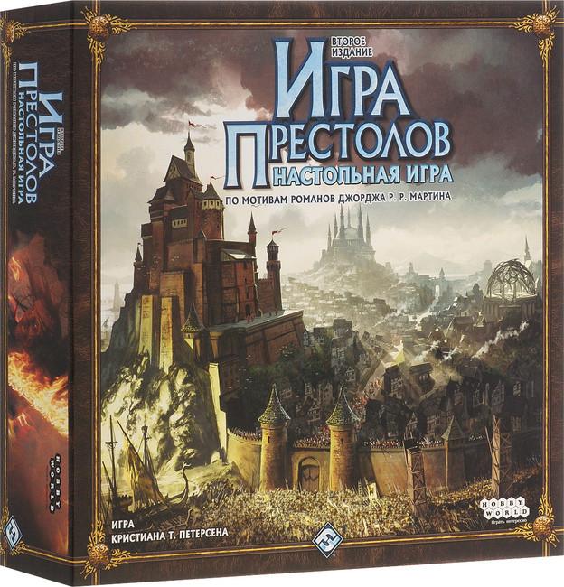 Настольная игра Игра Престолов. Второе издание