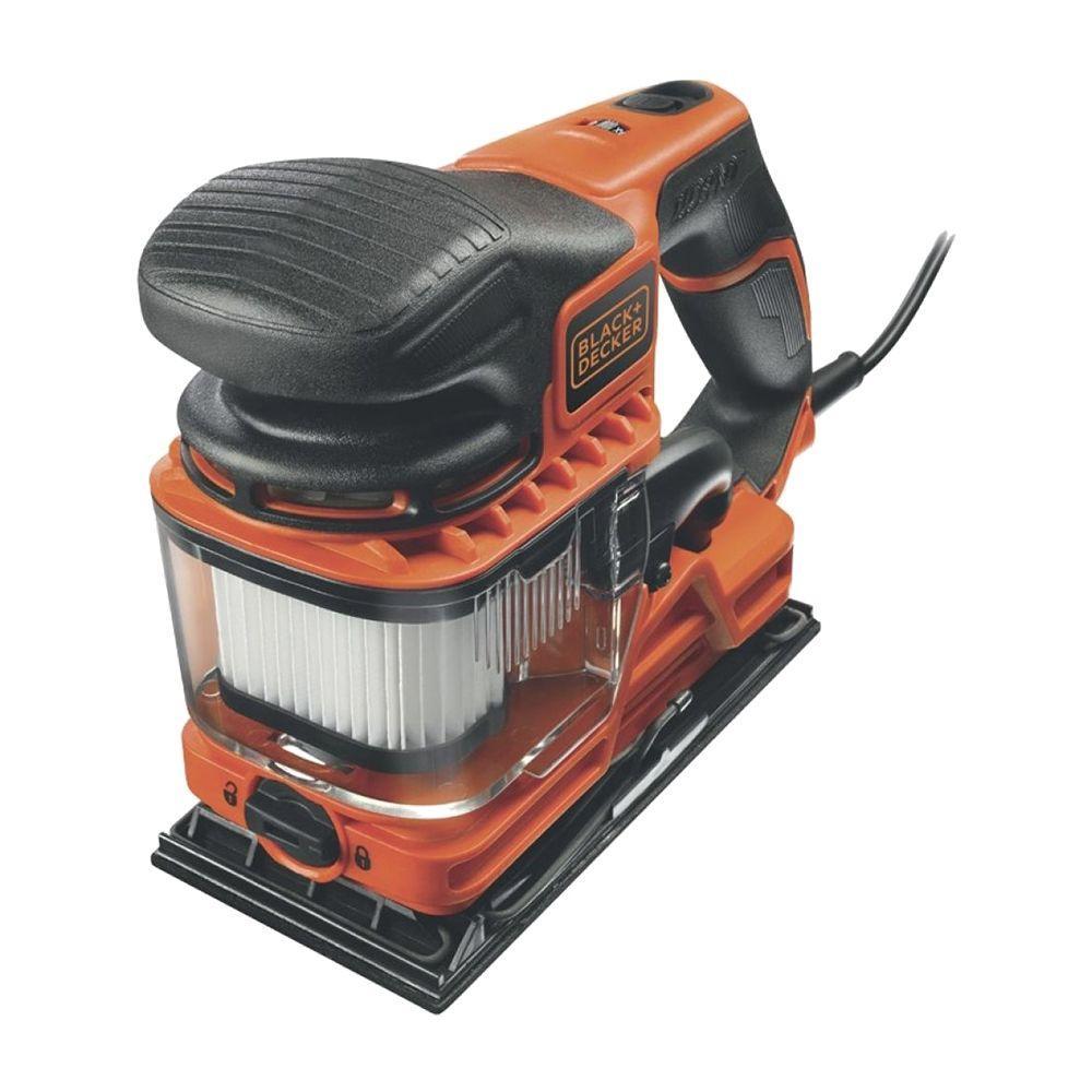 Плоскошлифовальная машина Black&Decker KA330E-QS