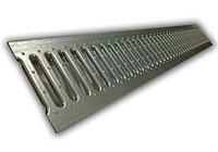 Решетка штампованная стальная оцинкованная DN100