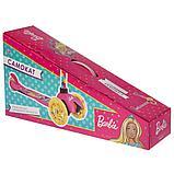 Самокат трехколесный Barbie Симбат, фото 7
