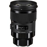 Объектив Sigma 50mm f/1.4 DG HSM Art for Sony e-mount