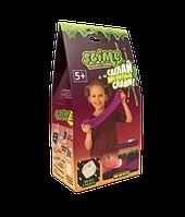Слайм  Лаборатория Slime  100 гр., фиолетовый магнитный