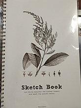 Скетчбук для зарисовок,А3 формат, 264х386 мм, 50 листов