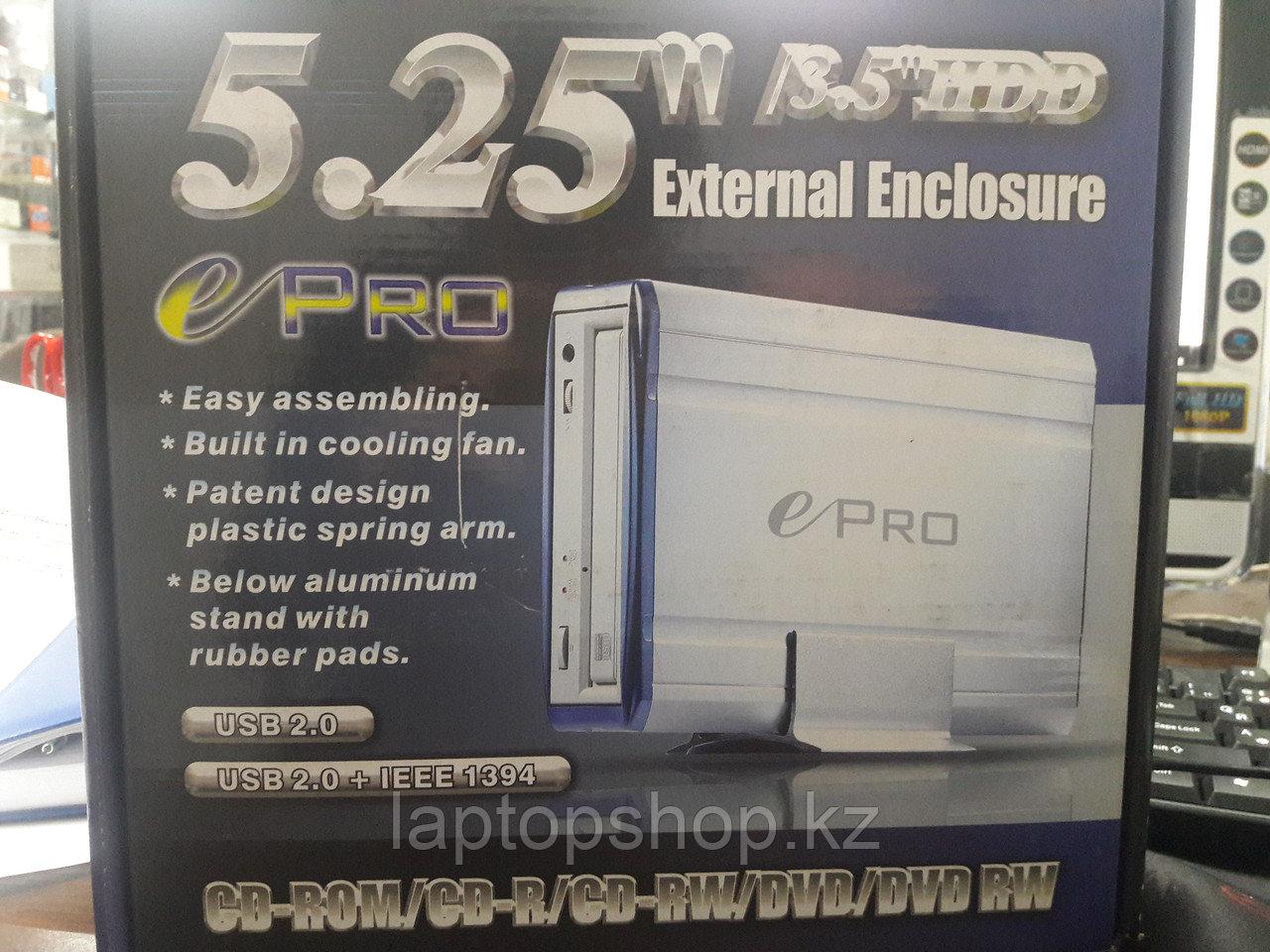 "Внешний корпус ePRO Ext Case for 5.25""CDROM/DVD/CDRW"