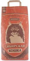 Наполнитель для кошачьих туалетов Сибирская кошка БЮДЖЕТ 5л, фото 2