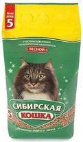 Наполнитель для кошачьих туалетов Сибирская кошка ЛЕСНОЙ 10л, фото 3