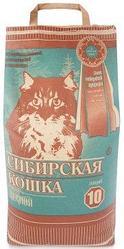 Наполнитель для кошачьих туалетов Сибирская кошка ЛЕСНОЙ 10л
