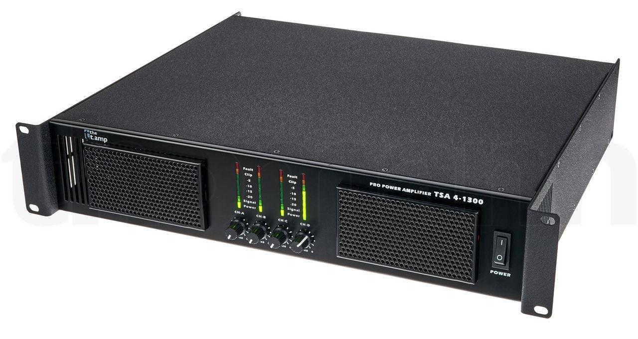 Усилитель мощности the T.amp TSA 4-1300