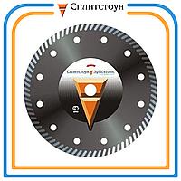 Отрезной алмазный круг Turbo по железобетону-125, серия Professional