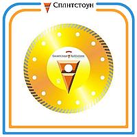 Отрезной алмазный круг Turbo по мрамору, известняк-125, серия Premium