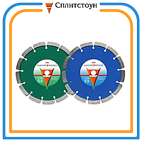 Отрезной алмазный круг для разделки трещин по бетону/асфальту-180, серия Premium