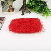 Сизалевое волокно Красный
