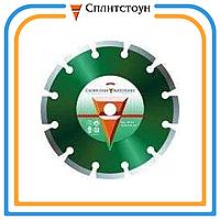 Отрезной алмазный круг сегментный по асфальту-400, серия Premium