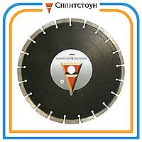 Отрезной алмазный круг сегментный по железобетону-350, серия Professional